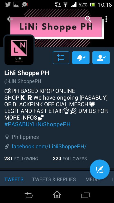 LiNi Shoppe PH (ON GOING GOs CHECK OUR PINNED TWT) on Twitter