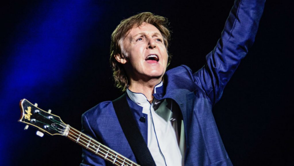 Paul McCartney confirma su cuarta visita a Chile para 2019 bit.ly/2PM8NIR