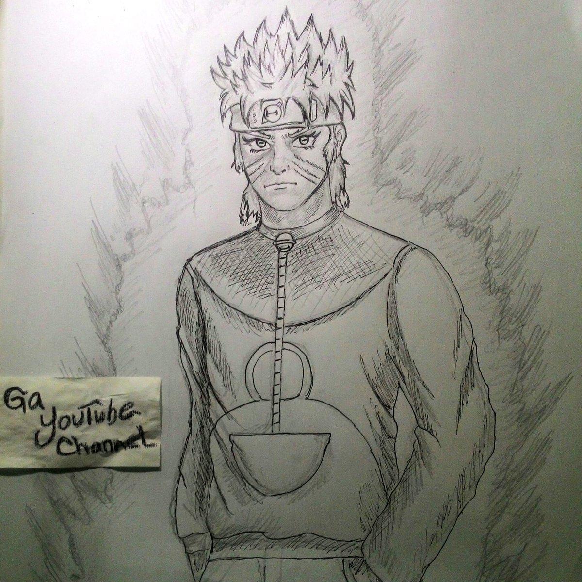 Drawing Anime Naruto Shippuden Creative Ideas