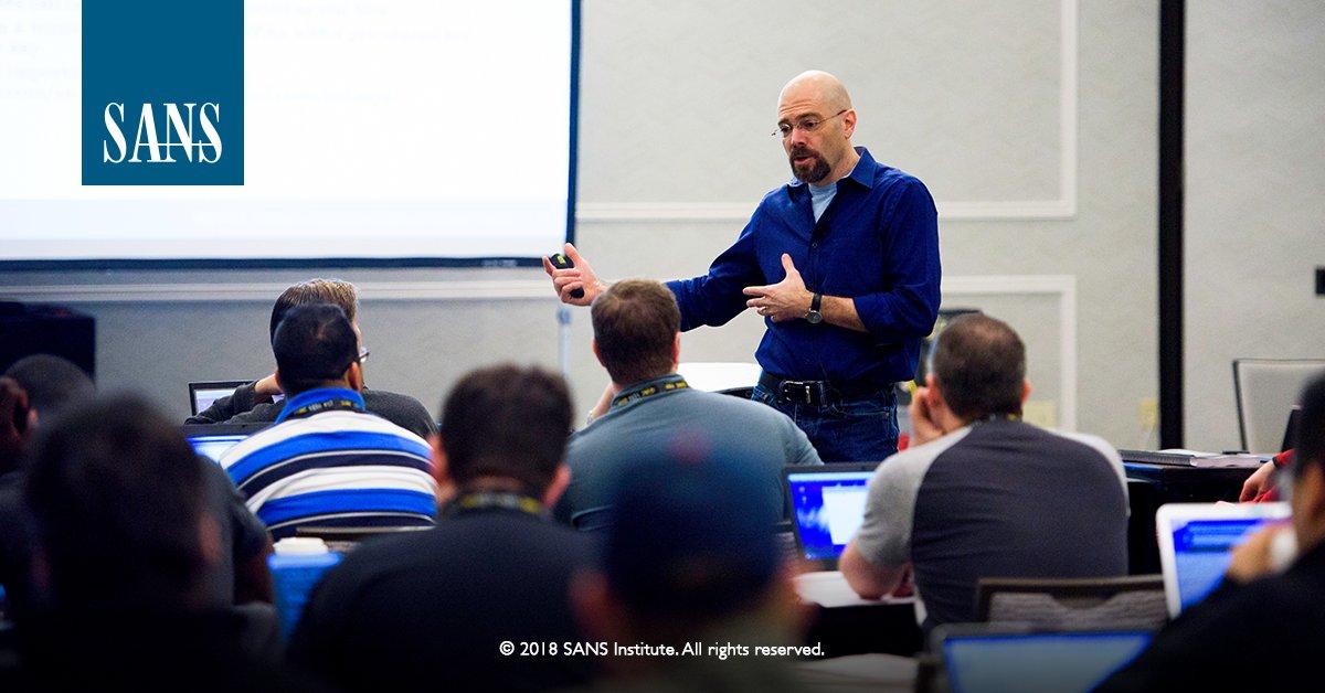 Sans Pen Test On Twitter Sans Infosec Course Spotlight Sec560