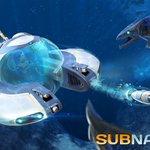 Image for the Tweet beginning: Sandboksowy survival Subnautica trafi na