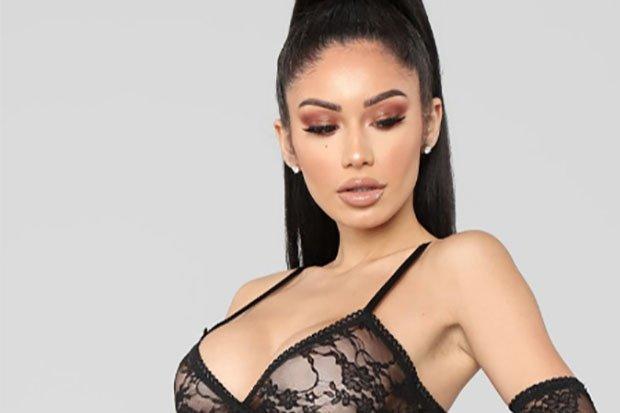 Fashion nova lingerie