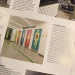 Always good to see one of your jobs in a magazine @FXdesignmag @FormicaGroup @LancsHospitals #INTERIOR_DESIGN