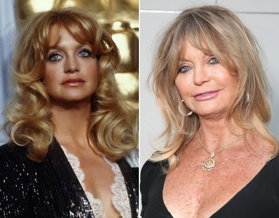 Wishing a very happy 73rd birthday to actress Goldie Hawn!