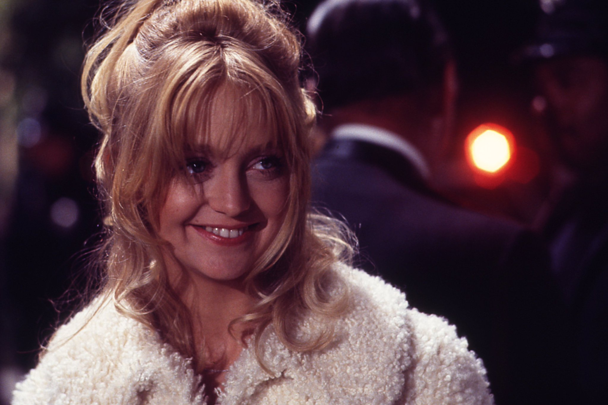 Happy birthday to the glorious Goldie Hawn!