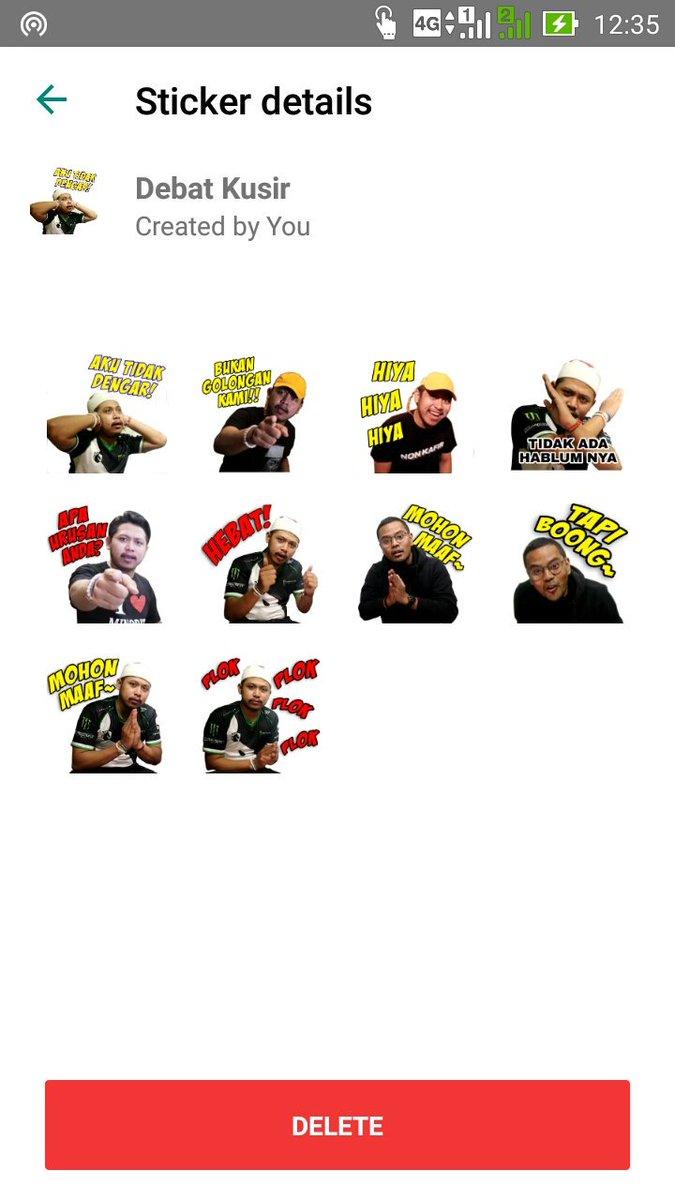 28+ Buat Sticker Wa Coki Muslim Terbaru | DPgokil123