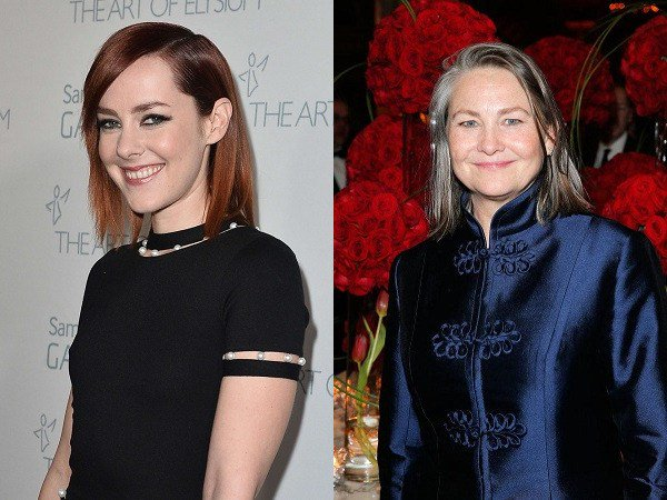 November 21: Happy Birthday Jena Malone and Cherry Jones
