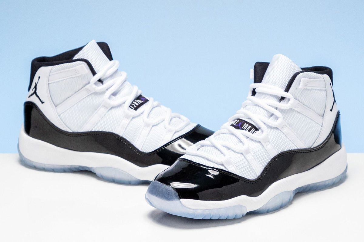 Forever shining. The Air Jordan