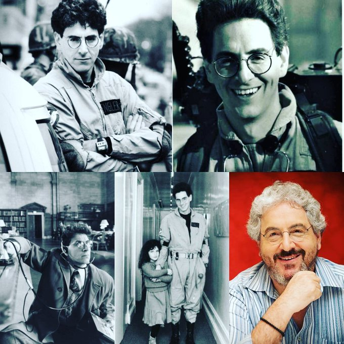 Happy Birthday to the late Harold Ramis