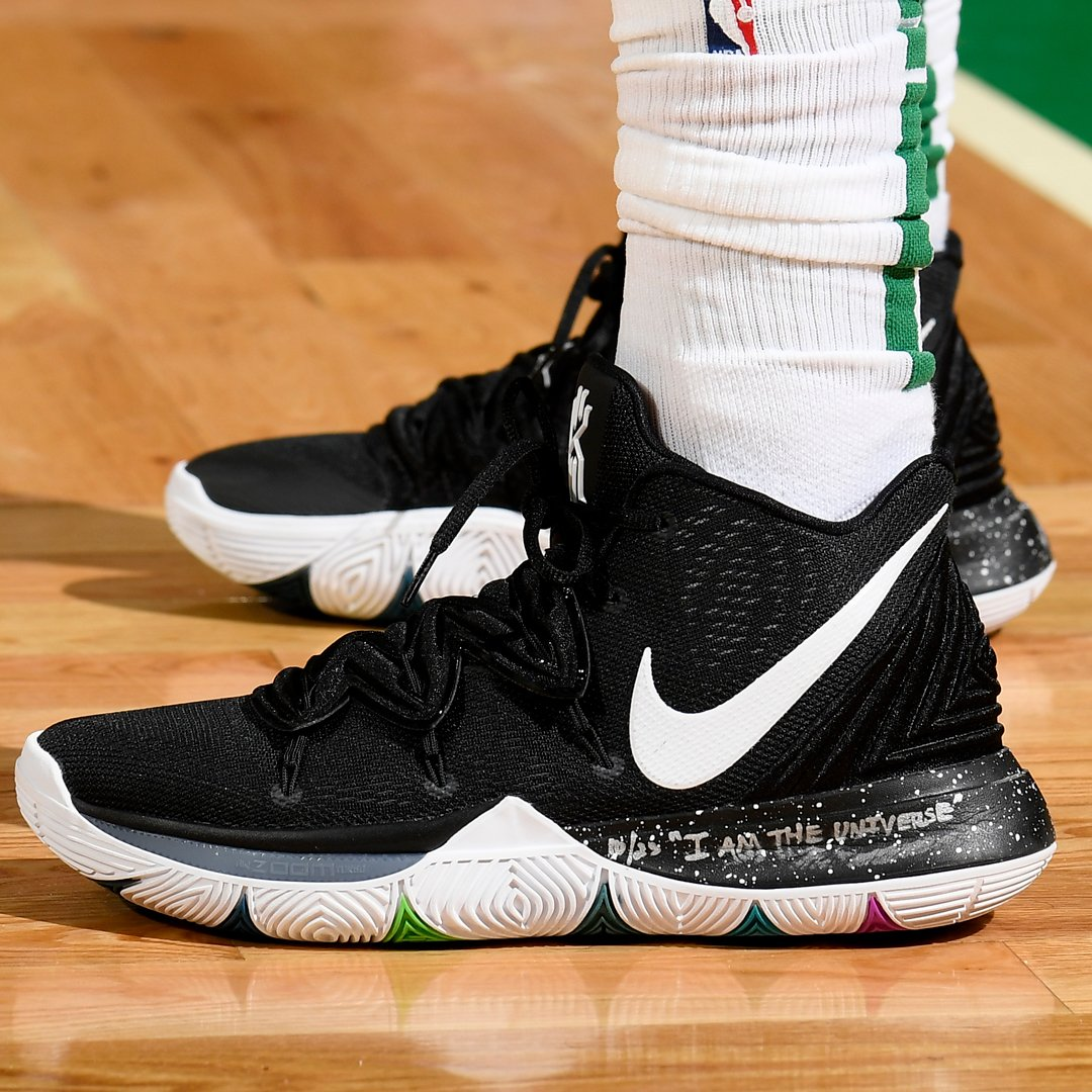 ffe9205781d You ready for the Kyrie 5 drop tomorrow  The silhouette features all-new  technology and provides a platform for Irving to tell more stories  ...