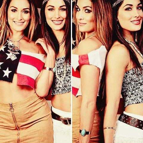 Happy birthday 2 the Bella Twins