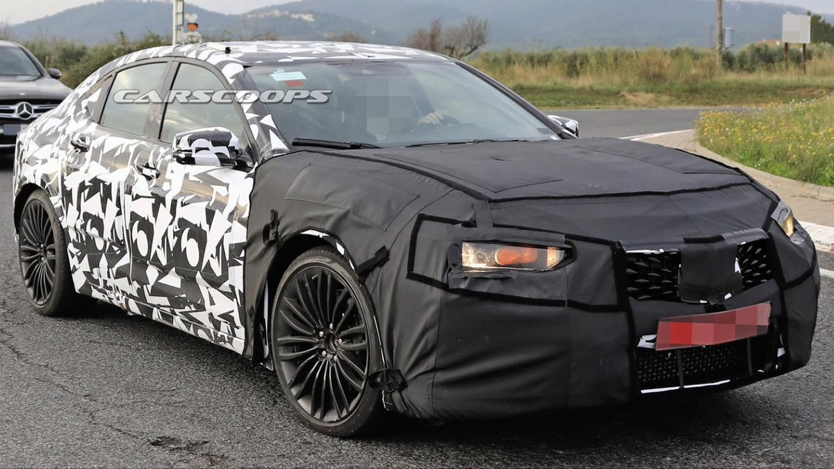 Cole Marzen On Twitter 2020 Acura Tlx Type S Spied Looking For S4