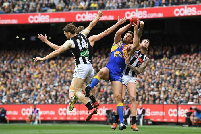 Talk of an AFL grand final best-of-three series may sound a little bit ridiculous, but as long as the season-decider is played solely at the MCG, the competition will probably remain too Victorian-centric, writes Clint Thomas. https://t.co/Yx3IVsgeqV https://t.co/4f7asVlH5s
