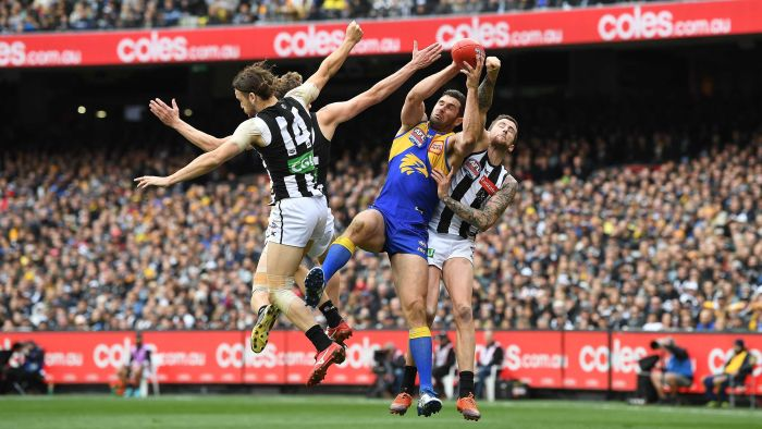 Talk of a best-of-three series may seem a bit ridiculous, but as long as the grand final is played solely at the MCG, the AFL will probably remain too Victorian-centric, writes Clint Thomas: https://t.co/Cvk5eqmIbe #AFLGF #AFL (Pic:AAP) @ClintLThomas | Analysis https://t.co/txIMinxm9F