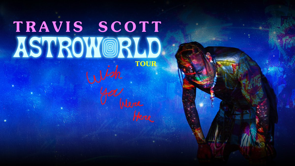 Scotiabank Arena On Twitter Tonight Trvisxx S Astroworld