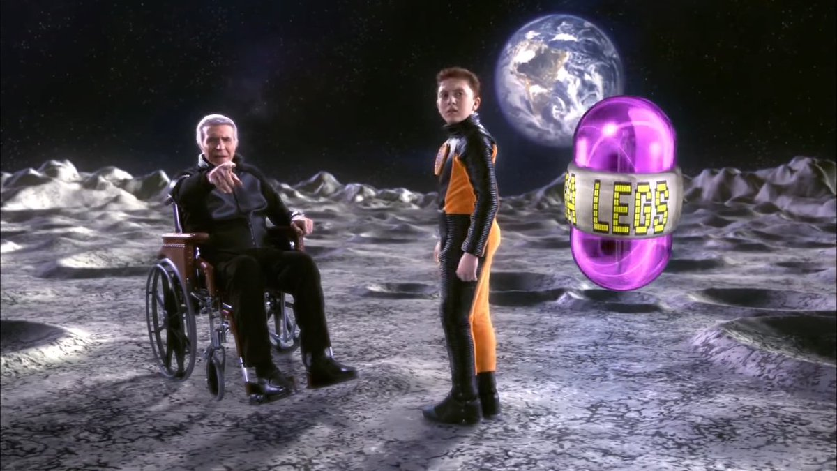 its a shame no movie will ever be as high art as spy kids 3-d: GAME OVER
