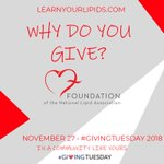 Image for the Tweet beginning: Support the #FoundationoftheNLA this #GivingTuesday