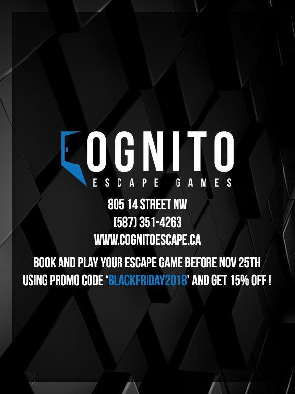 Cognito Escape Games (@cognitoescape)   Twitter