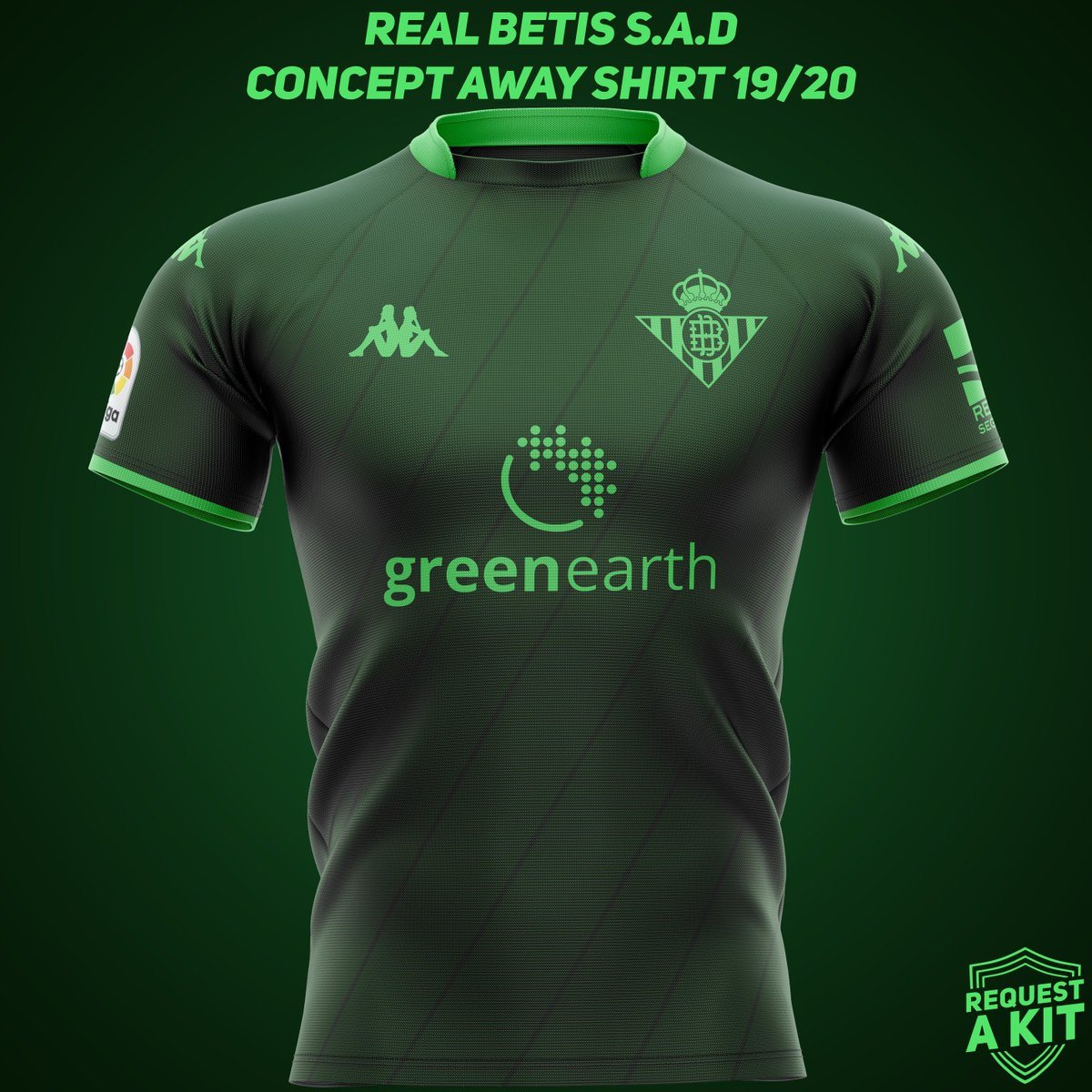 Request A Kit On Twitter Real Betis S A D Concept Home Away And Third Shirts 2019 20 Requested By Fm Carrera Betis Realbetis Muchobetis Fm19 Wearethecommunity Download For Your Football Manager Save Here Https T Co Oezjtf1vsd Https T