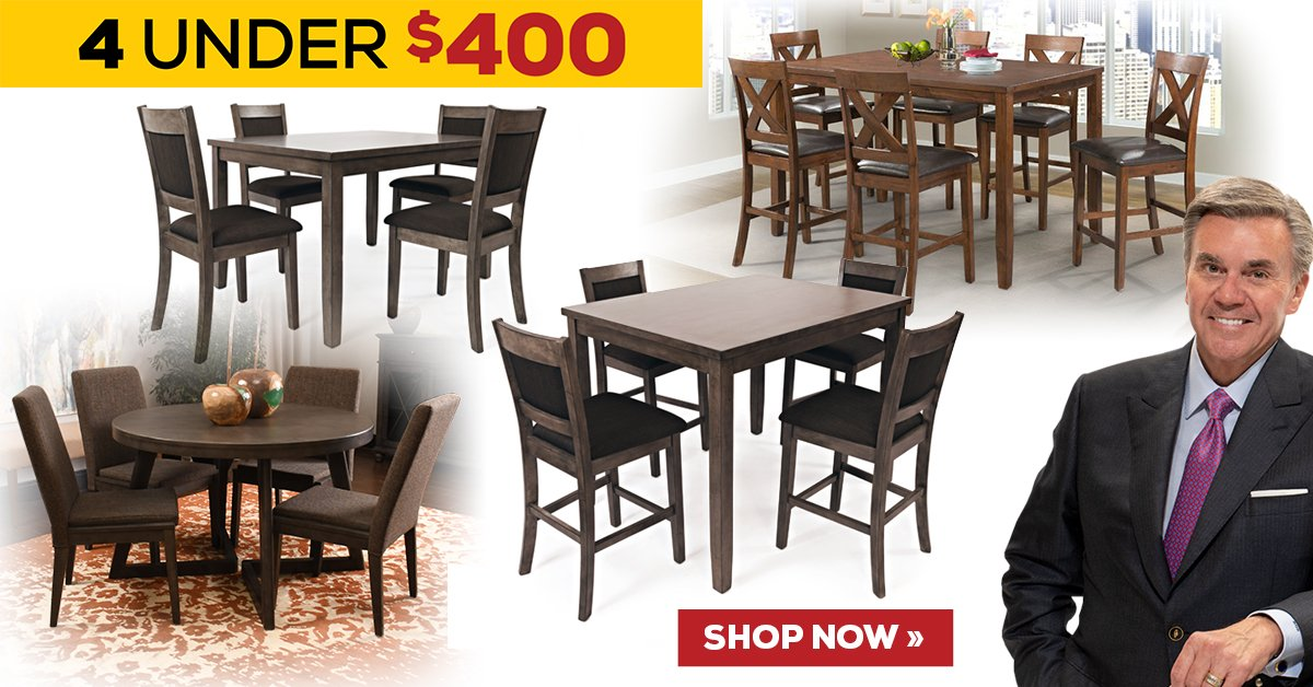 Bob Mills Furniture On Twitter Find The Casual Dining Set You Are