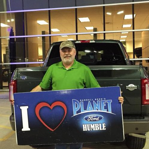 Planet Ford Humble >> Planet Ford 59 On Twitter Congratulations To Ronnie Wilson