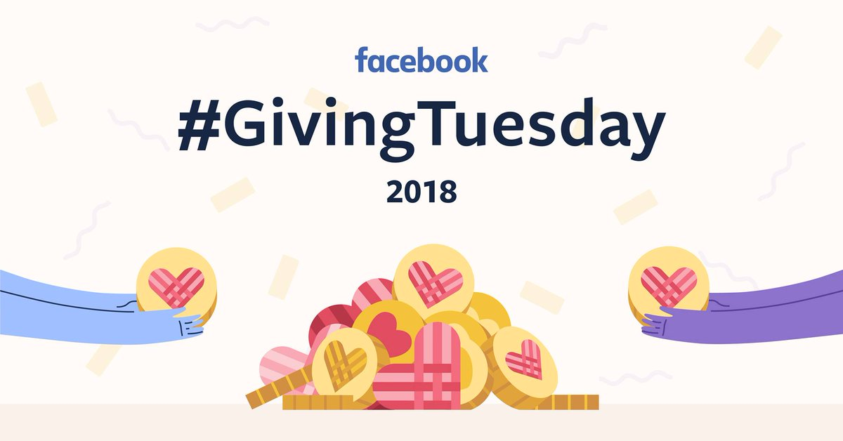 #GivingTuesday is next week. Which nonprofit are you supporting? We've created an event page where you can learn more + share your plans. Join here: https://www.facebook.com/events/480306879122884/…
