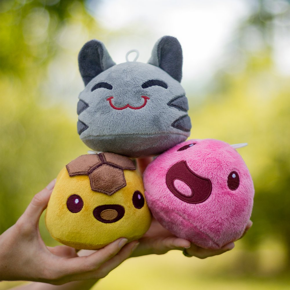Monomi Park On Twitter Grab A Stack Of Slime Rancher Plushies From