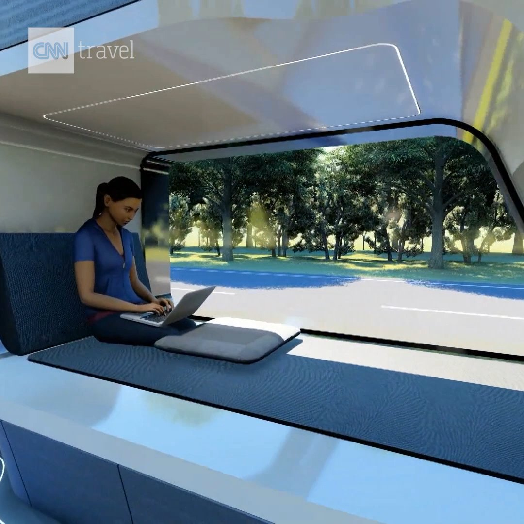 This self-driving hotel room could revolutionize travel https://cnn.it/2Bpoz3r