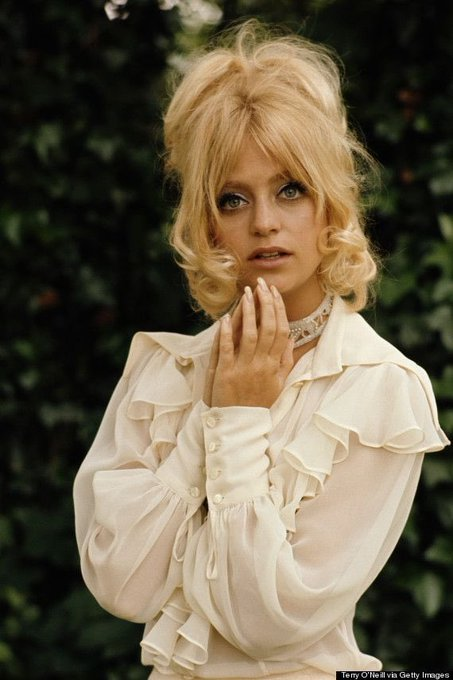 Happy birthday Goldie Hawn