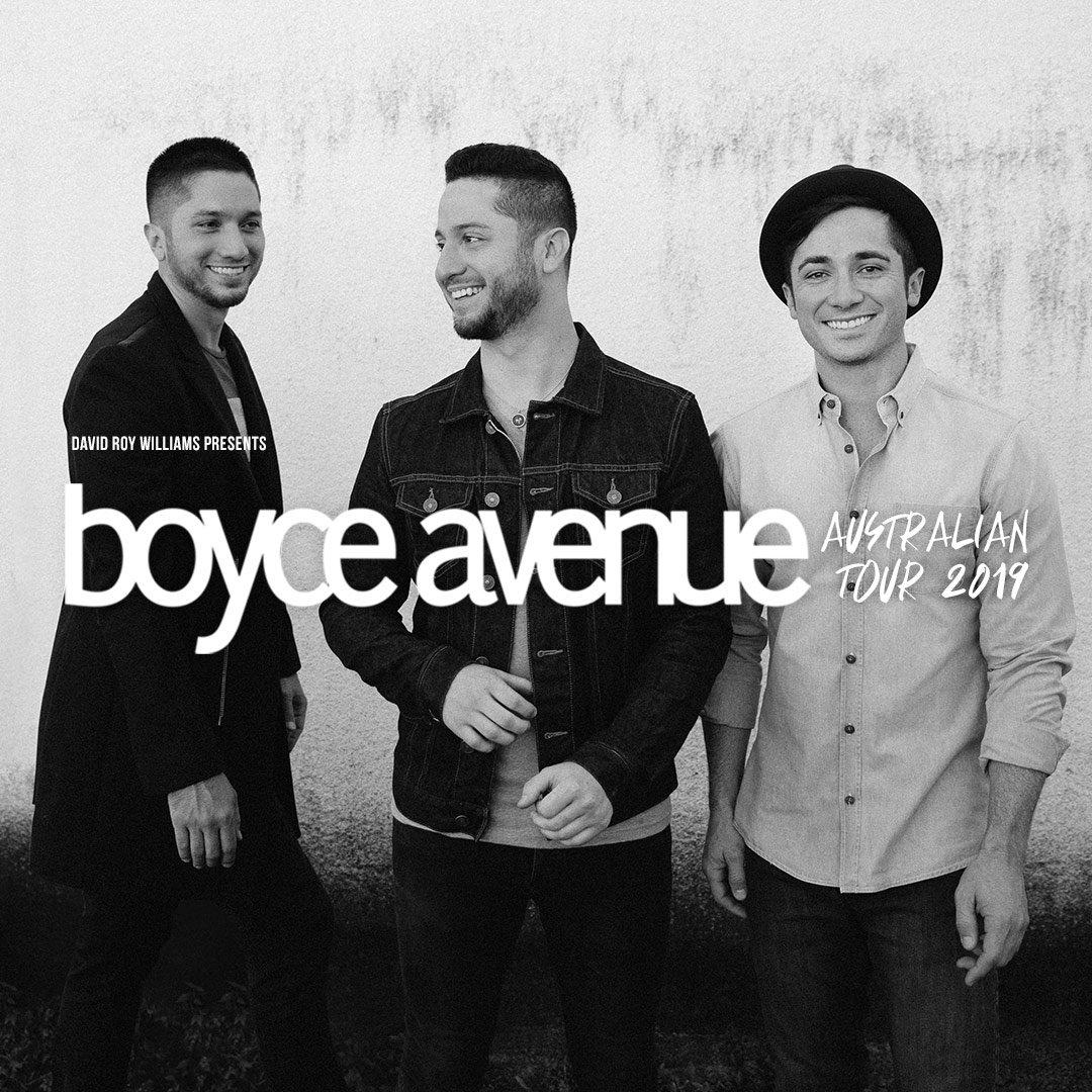 Boyce Avenue (@BoyceAvenue)