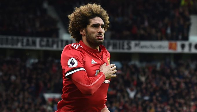 Happy 31st Birthday Marouane Fellaini