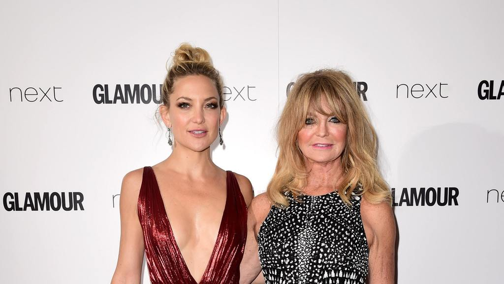 Kate Hudson wishes mother Goldie Hawn a happy 73rd birthday