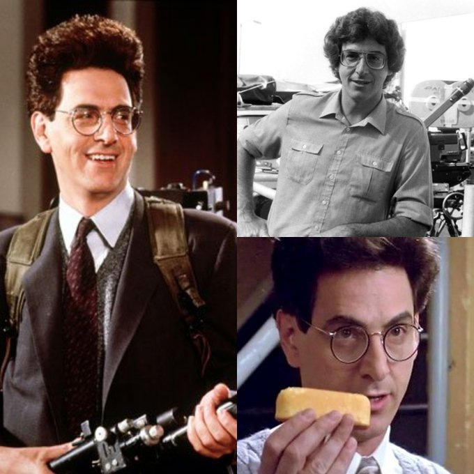 Happy Birthday to the late Harold Ramis!