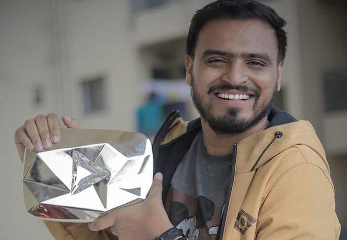 first youtuber amit bhadana