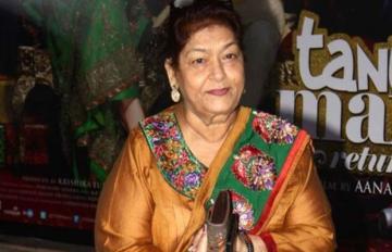 Happy birthday  Saroj Khan     Indian choreographer  Musical songs