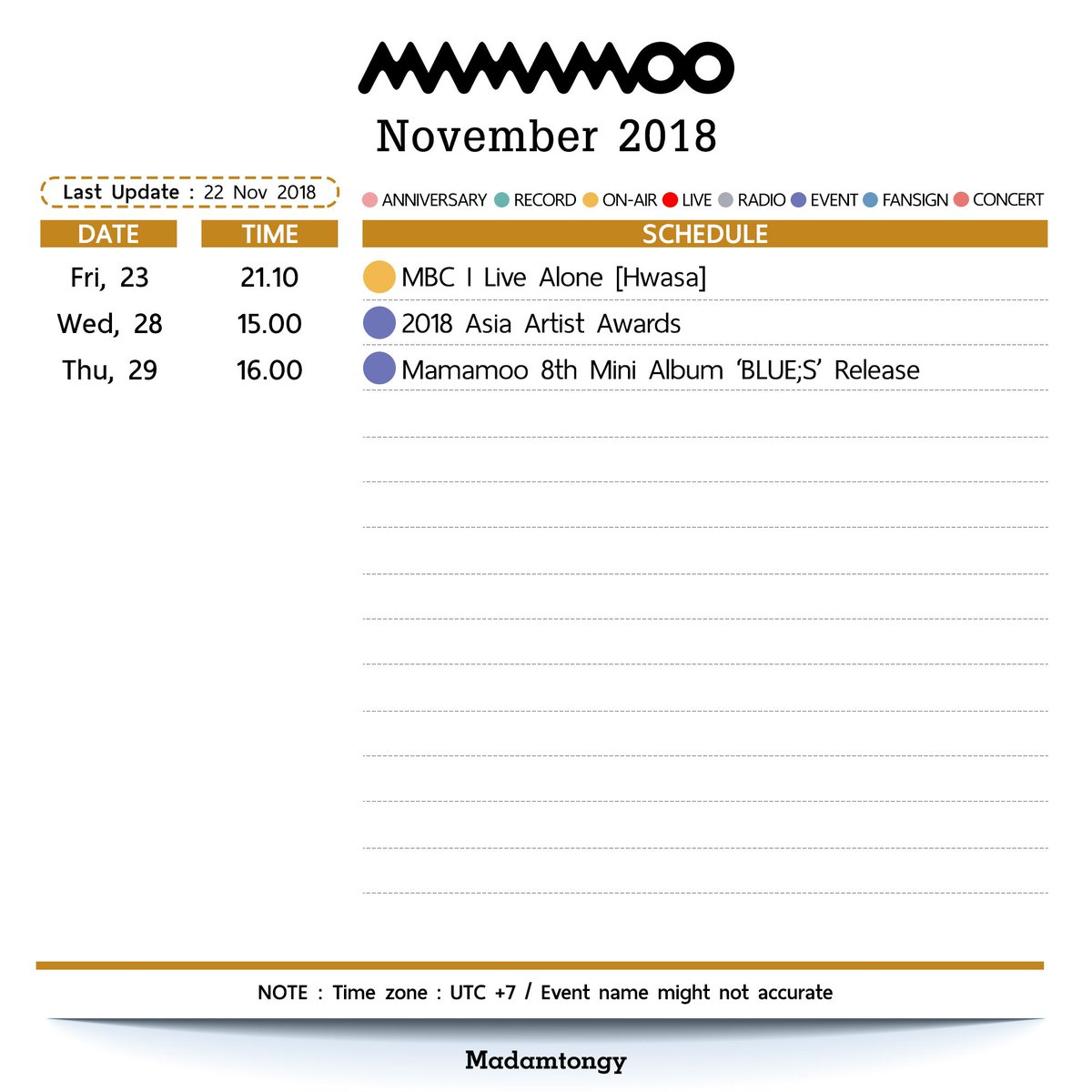 Mamamoo Korean Girl Group Page 116 The L Chat