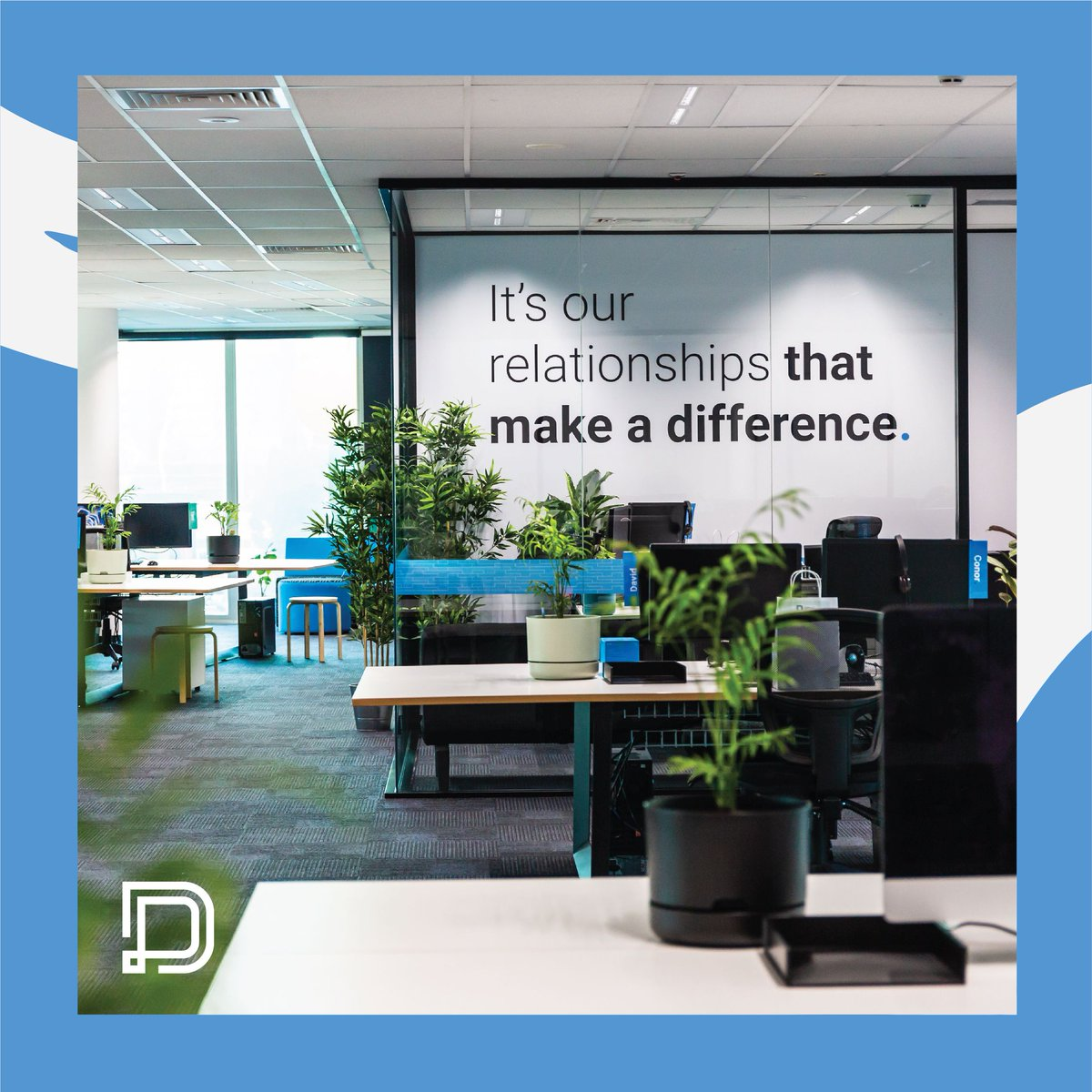 At Disrupt Digital, we keep both our people and our clients engaged by making a positive difference to small and medium businesses. How? By developing strong relationships! We pride ourselves on this ... as you may have noticed 😏  #disruptdigital #digitalmarketingagency