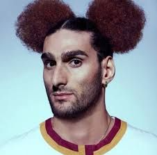 Happy birthday to the face of a 1000 memes,  Marouane Fellaini who turns 31 today.