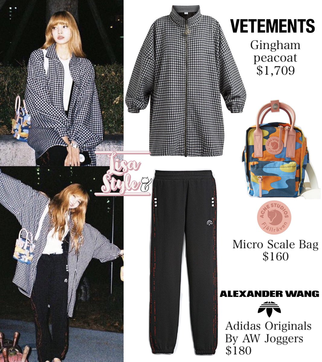 affordable price look for extremely unique 181121 - lalalalisa_m IG update | ✨Balenciaga, Alexander ...