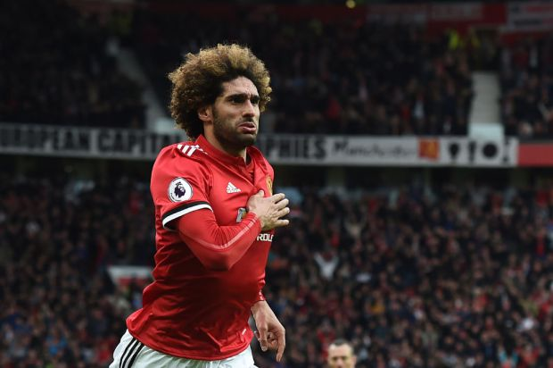 Happy 31st birthday to Marouane Fellaini!