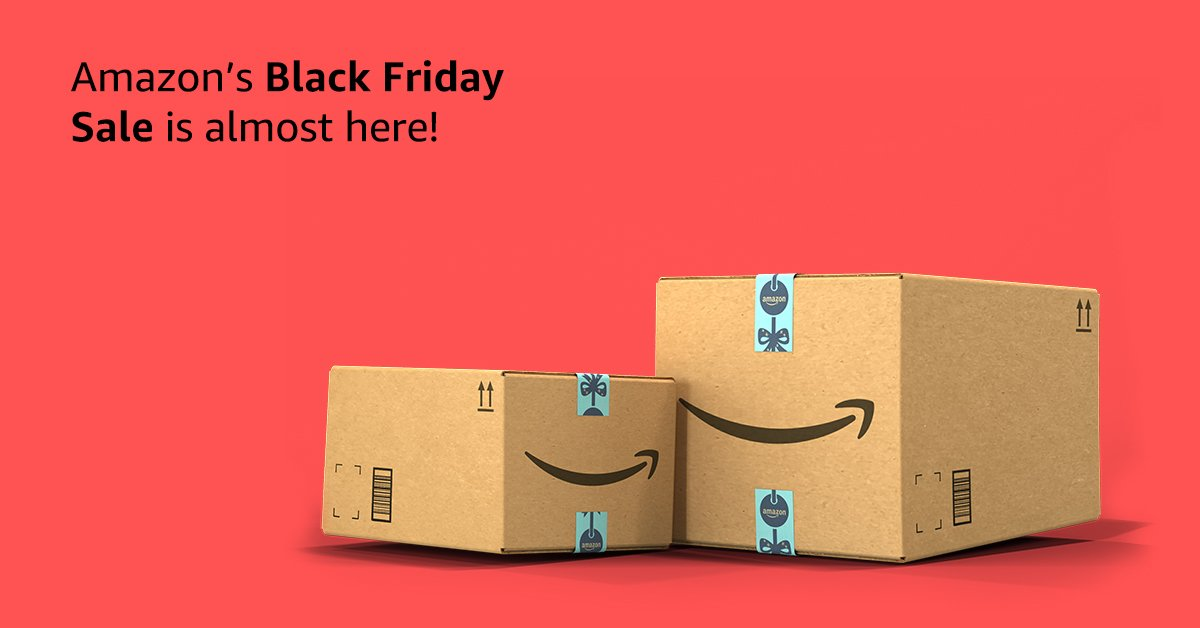 81ef0c8cb4f0 Deals go live at midnight. Get ready to shop the Black Friday Sale on  http   Amazon.com.au - running 23-26 November. http   amzn.to 2Fy7w3f  pic.twitter.com  ...