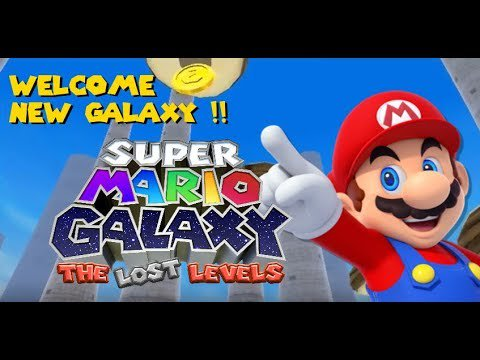 Wii Solo Emuladores On Twitter Juego Super Mario Galaxy Lost