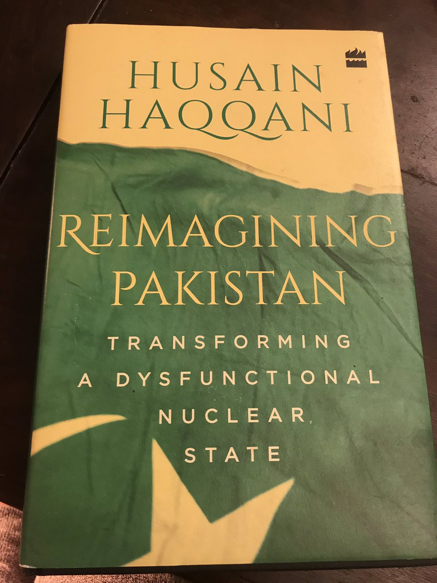 Husain Haqqani Book