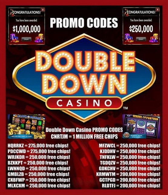 double downs casino promo codes