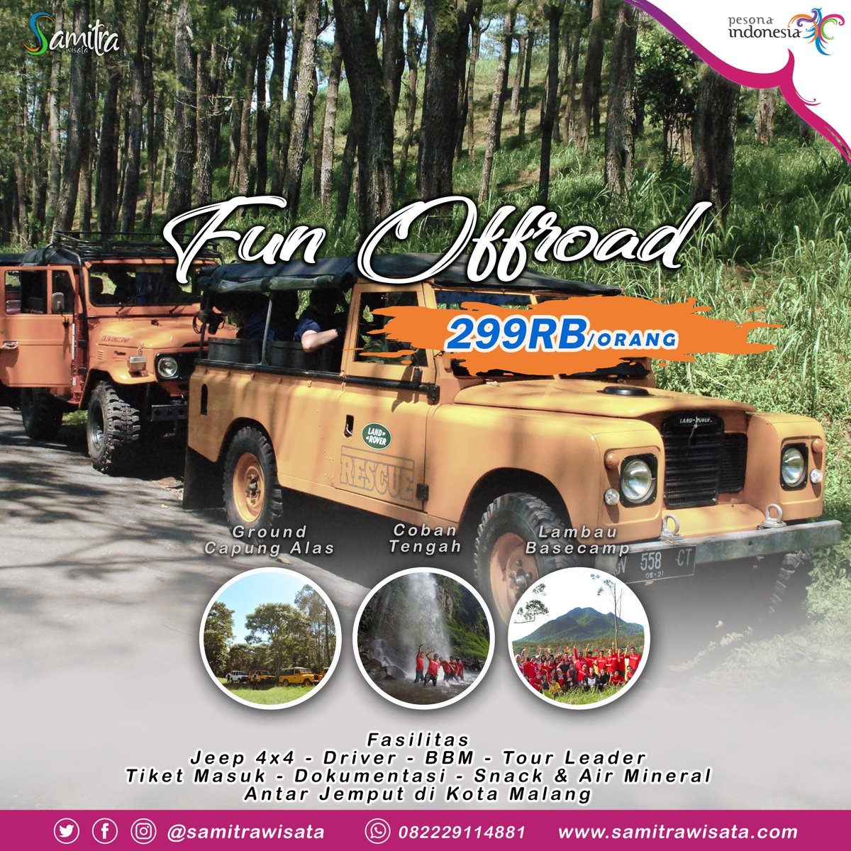 Lets #funoffroad #offroadkotabatu #offroadadventure #outingkotabatu #outdooractivity #outingkantor pic.twitter.com/ICh5qLTXCo