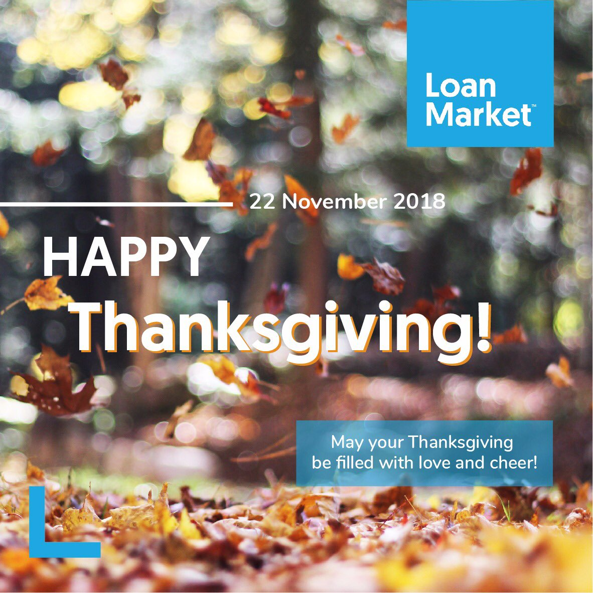 This is a special day to count our blessings and all things that we are grateful for. Happy Thanksgiving everyone!  #loanmarketindonesia #loanadviser #mortgage #mortgagebroker #loan #kpr #pinjaman #modalusaha #refinancing #thanksgiving #happythanksgiving #blessings #november2018pic.twitter.com/x9fFv55Kuc