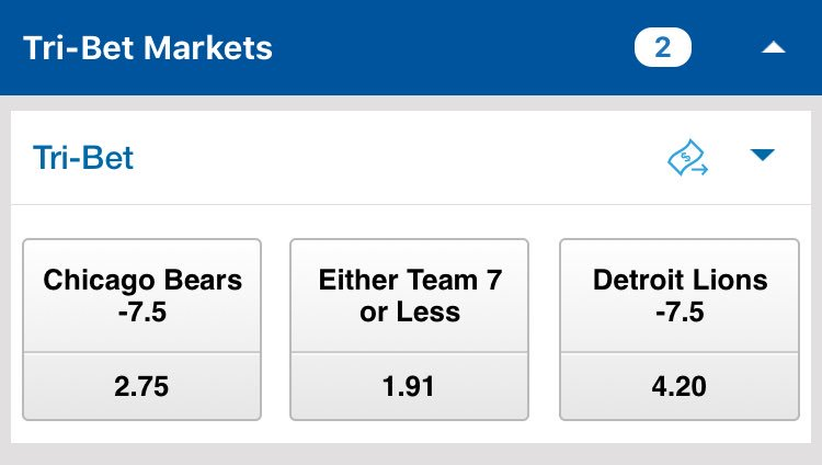 What is a tri bet on sportsbet essendon best and fairest betting calculator