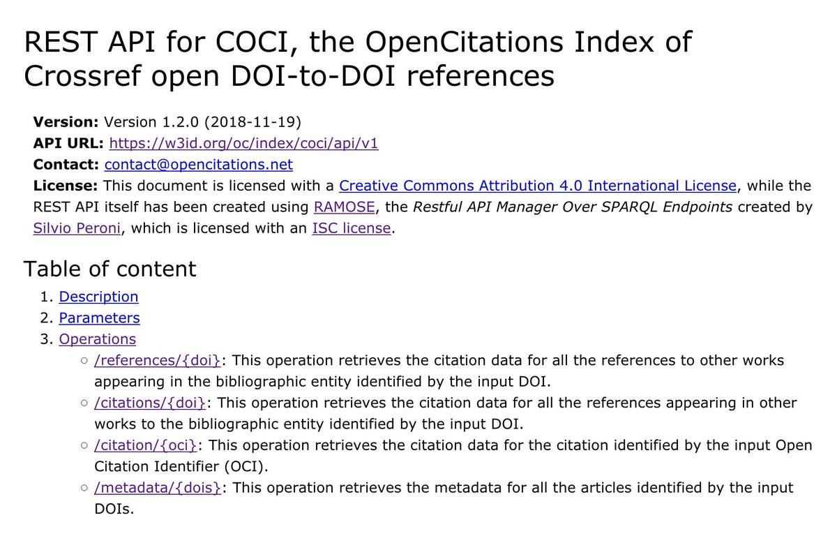 OpenCitations on Twitter: