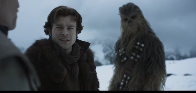 Happy birthday to Alden Ehrenreich! May the Force Be With You!