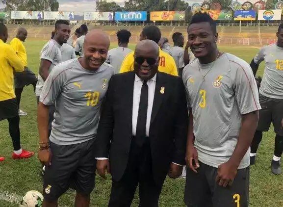 Happy birthday Asamoah Gyan